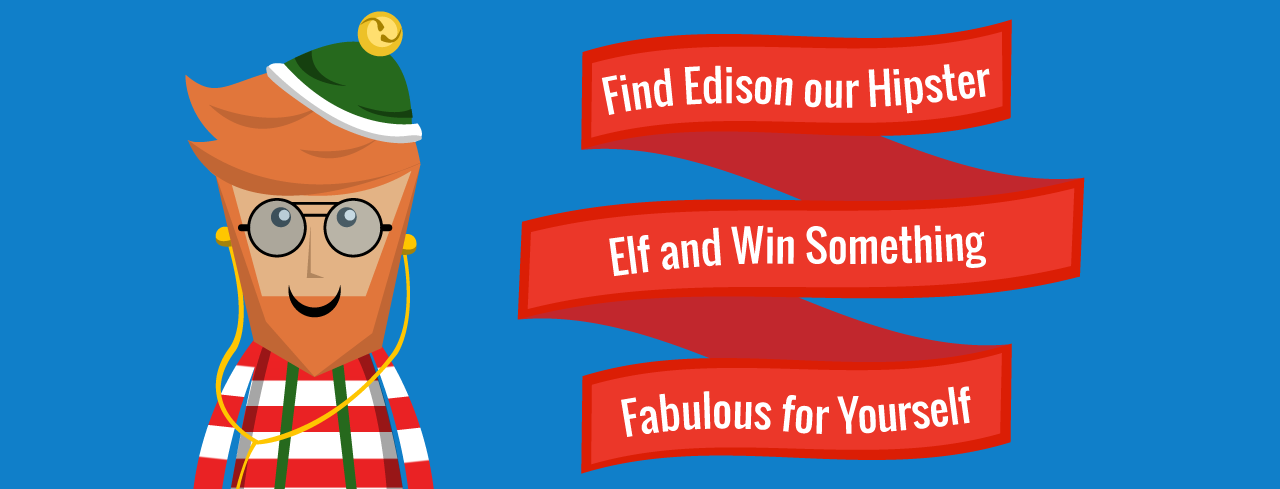 Competition Time – Find Our Elf And Win Something Fabulous For Yourself