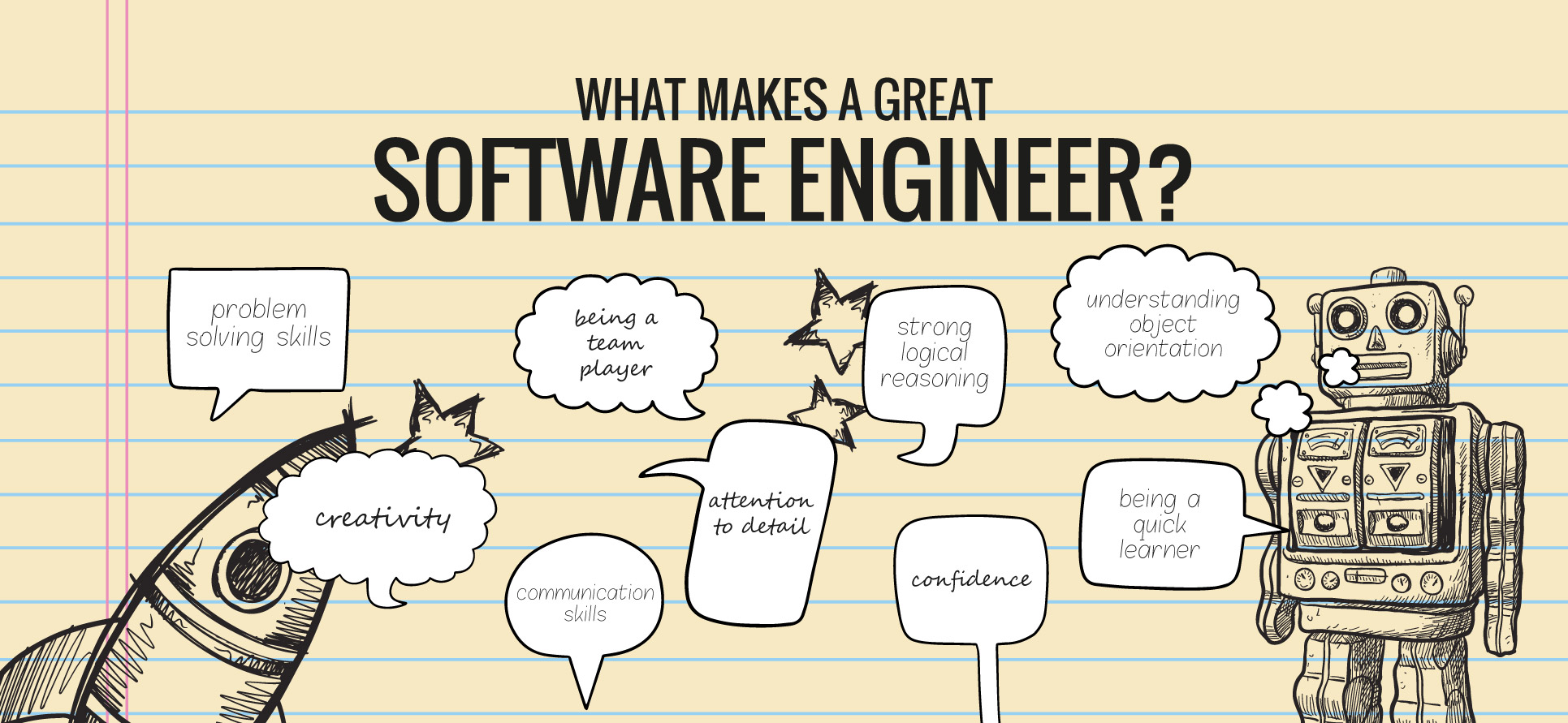 what does it take to be a software engineer