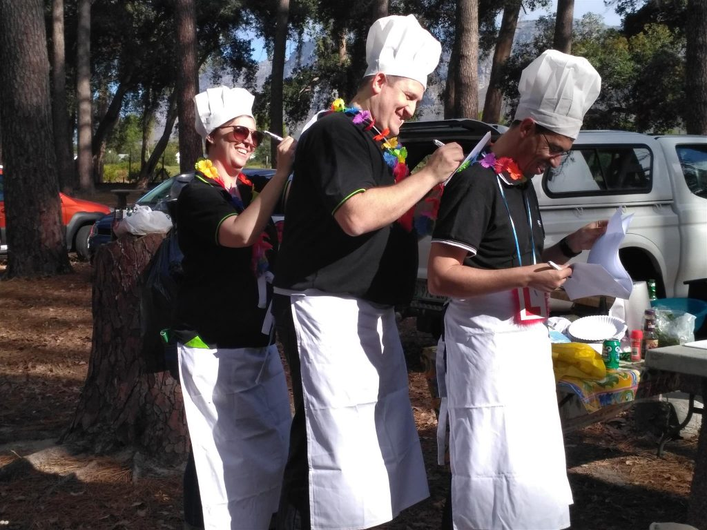 SOLIDitech Braai Master Judges
