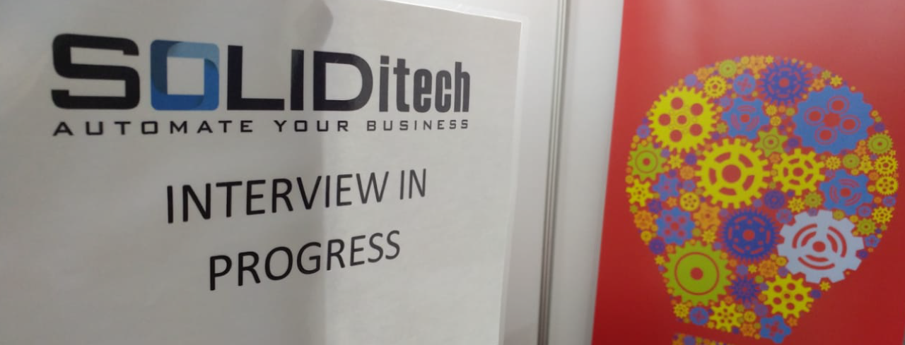 SOLIDitech At The UCT Mock Interview Day
