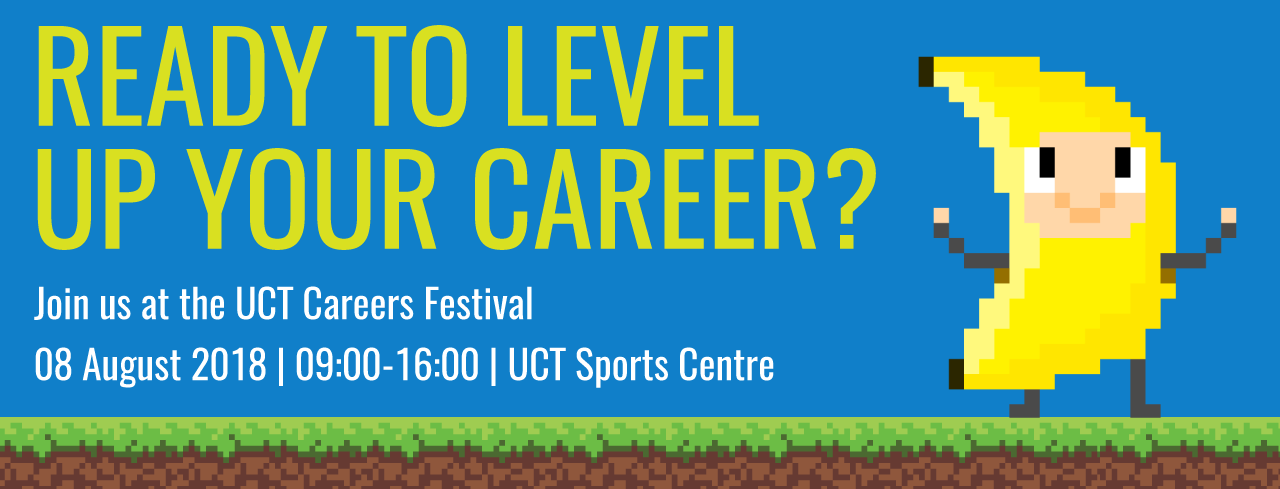 Ready To Level Up Your Career (and Win Prizes)? Join SOLIDitech At The 2018 UCT Careers Festival