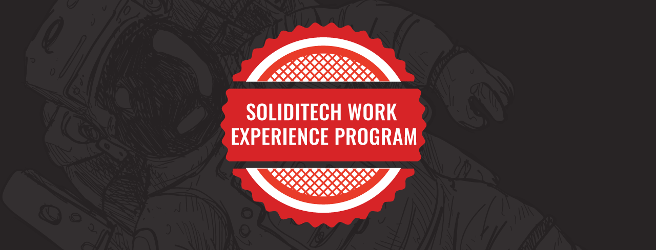 SOLIDitech Hosts Winter 2018 Work Experience Program