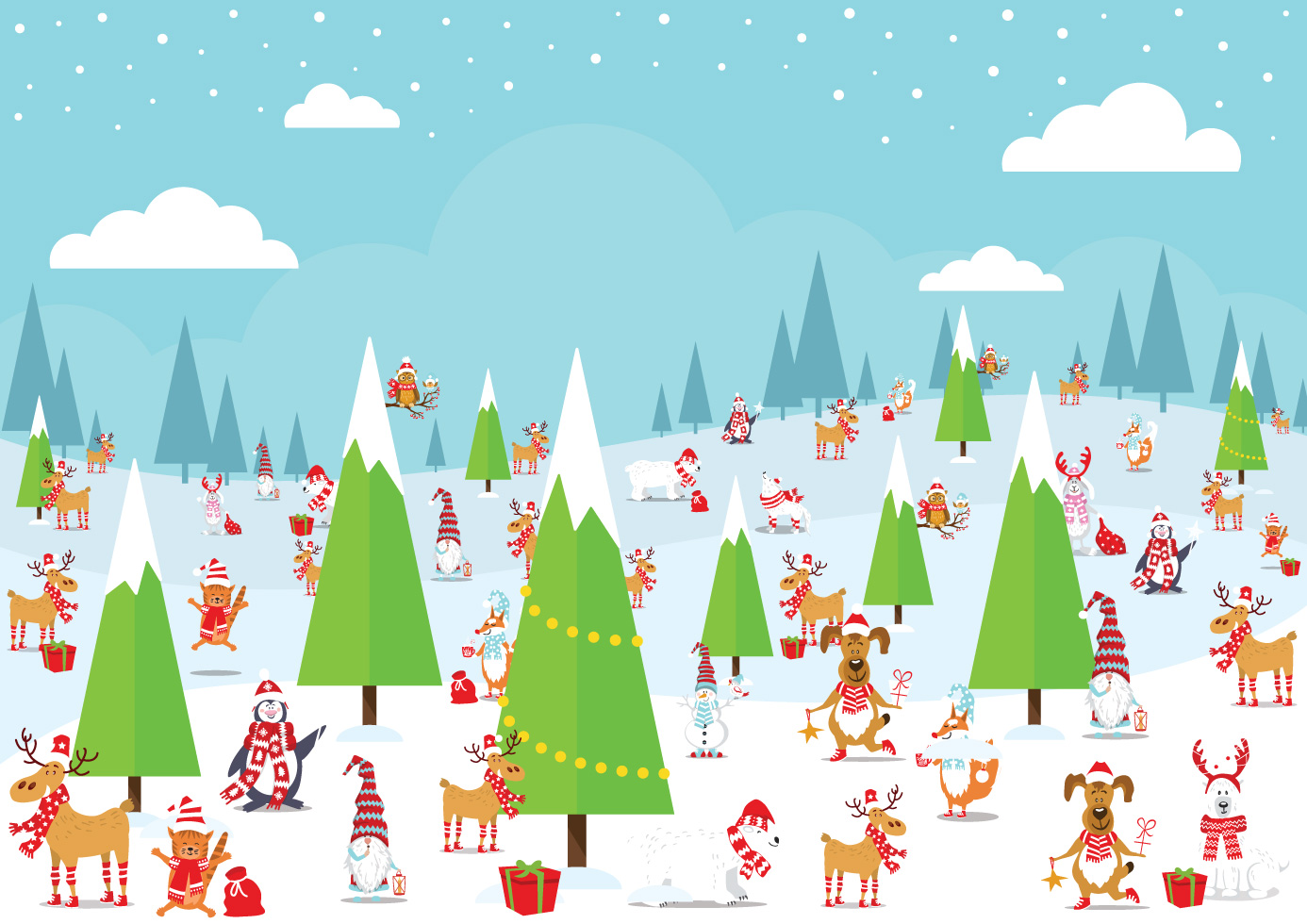 Count the Reindeer