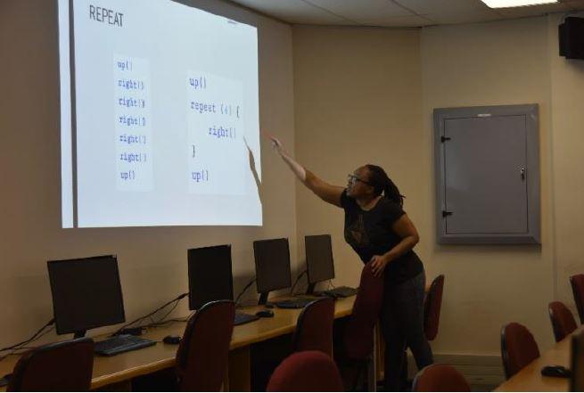 YAWiC Summer Coding Camp
