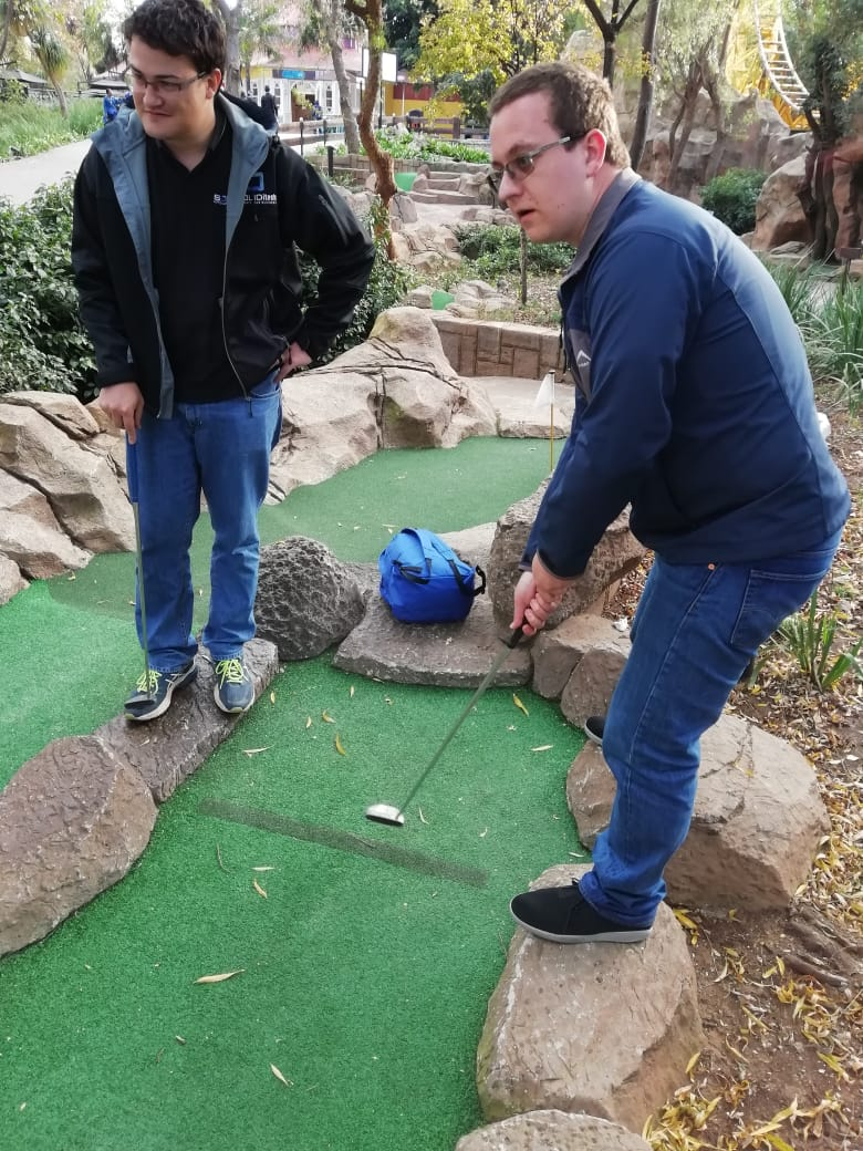 SOLIDitech JHB Goes to Gold Reef City - June 2019